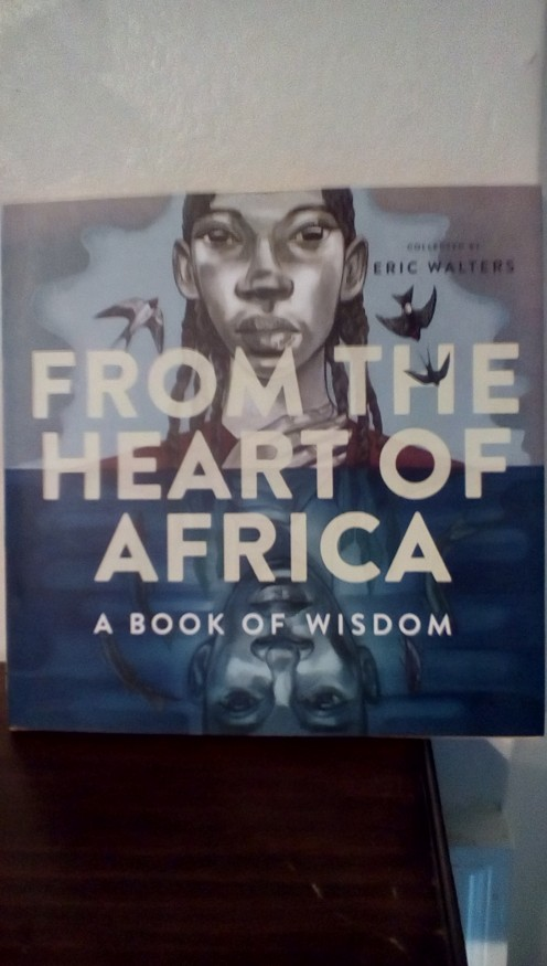 African culture is depicted with stunning illustrations from African artists around the continent.