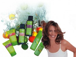 There are many organic shampoos available on the market.