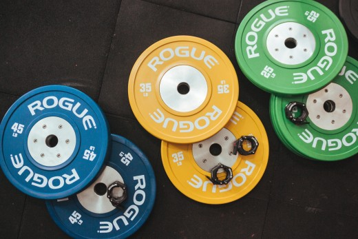 Weight lifting is crucial to improve body composition.
