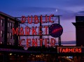 Welcome to Pike Place Market in Seattle, Washington