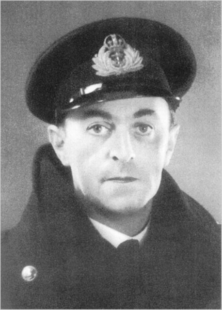 Lieutenant Commander Ewen Montagu - on his shoulders rested the responsibility for one of the greatest Allied gambles in WWII
