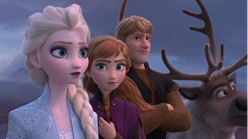 The First Look of 'frozen 2' Has an Ominous Feeling