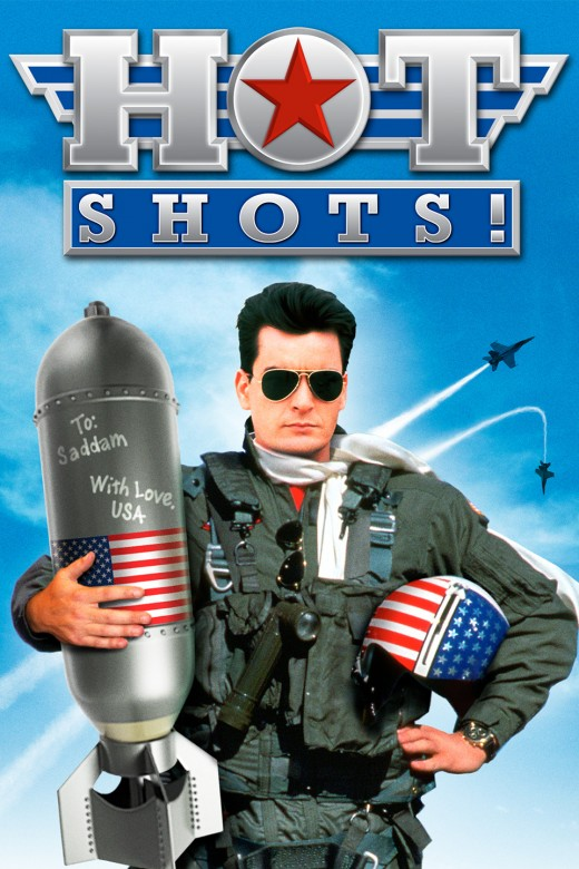 Hot Shots is where it's at when it comes to comedy. If you haven't seen it, see it now. If you have, see something just like it.