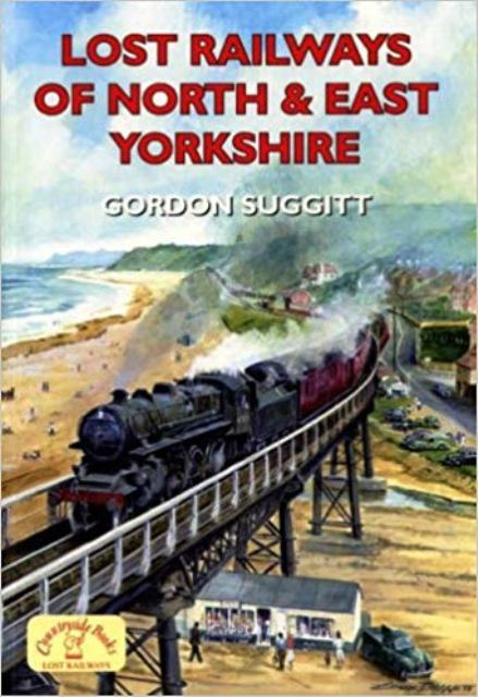 Gordon Suggitt has exhaustively covered the railway byways of the North and East Ridings. If you're keen to learn about this area of the North Eastern region of British Railways before the closures that began in 1954, then this is your starting point