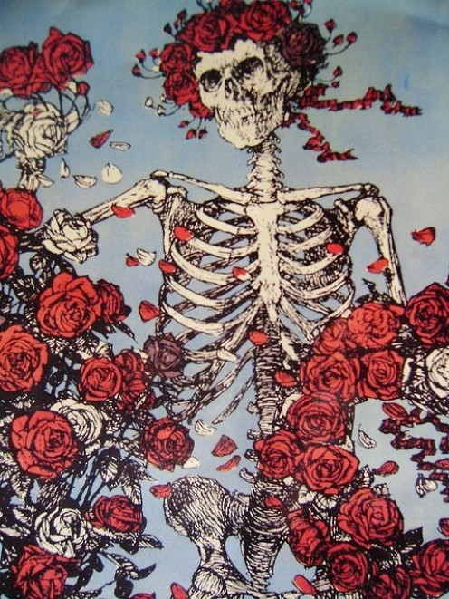 Love, Death, and Flowers