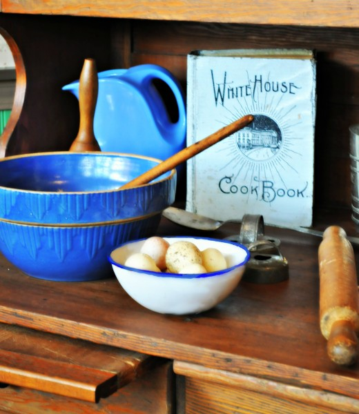 Old White House Cook Book