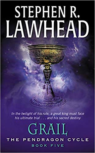 One of Stephen R Lawhead's Pendragon Cycle series