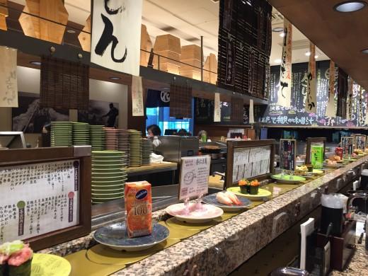 Sushi Japanese Style