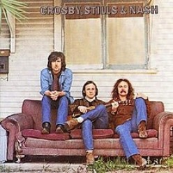 Debut Album From Fifty Years Ago When Crosby, Stills and Nash Were Young
