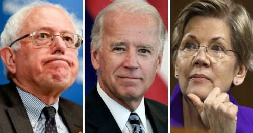 2020 Democratic Candidates for President
