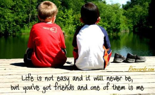 Friendship Day Card--Rosecards.com