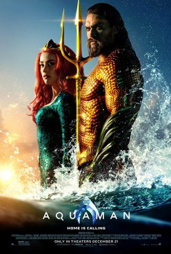Arthur, by Land and by Sea: Aquaman