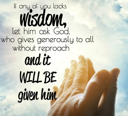 Wisdom and the Power of Prayer   HubPages