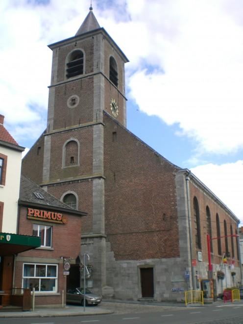 Eglise de Beaumont (Hainaut) Belgium