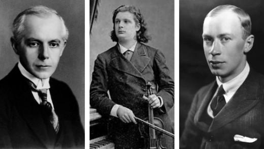 Bartok, Ysaye, Prokofiev
