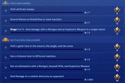 Fortnite: Season 8 Week 1 Challenges