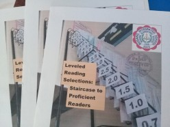 Action Research - Leveled Reading Selections: Staircase to Proficient Readers