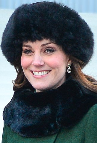 The lovely\ Kate Middleton.