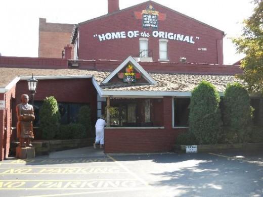 Famous Anchor Bar, Buffalo, N.Y.
