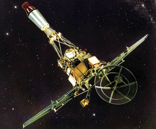 Block 1 Ranger Spacecraft