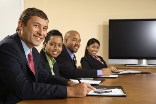Sit down with your colleagues and discuss the merits of program evaluation.