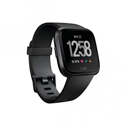 FitBit Versa comes in a variety of colors.