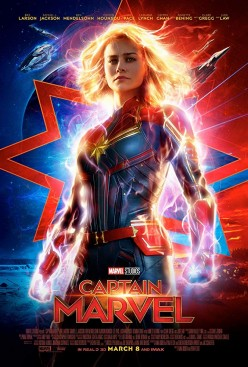 Higher, Further, Faster: A Captain Marvel Review