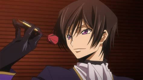 A new animated scene in Code Geass: Lelouch of the Rebellion: Initiation (2017).