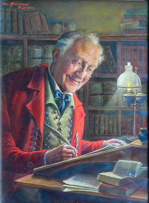 The Librarian (billibuc)