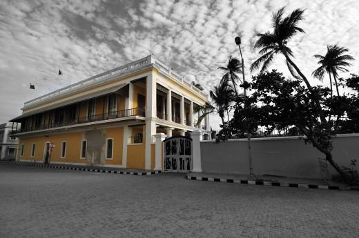 French Consulate, Puducherry
