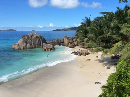 Seychelles is a tropical heaven