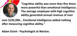 Essay The Myth of High Emotional Intelligence