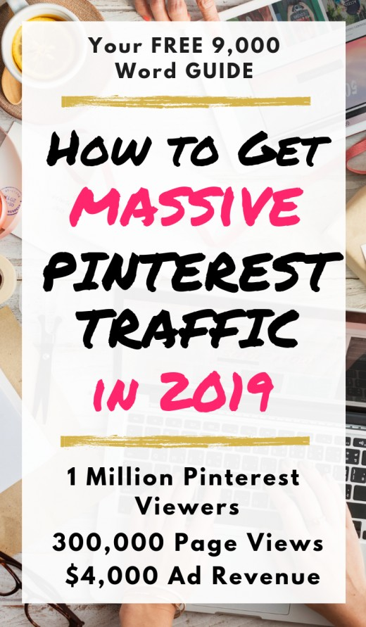 How to Get Pinterest Traffic - A Strategy Guide for 2019