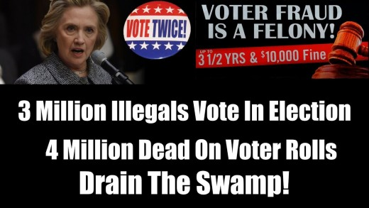 Illegal Aliens Voting Are Why Democrats Want Open Borders