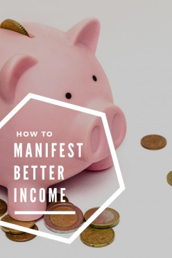 Manifest More Money and Better Income