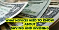What Novices Need to Know About Growing Their Money