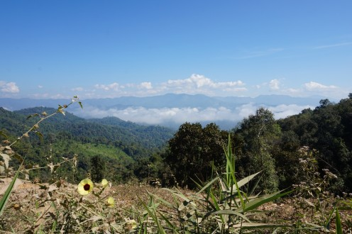 Amazing Views on the Mae Hong Son Loop