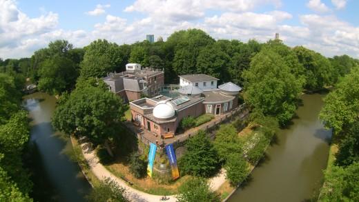 Sonnenborgh Museum and Observatory Utrecht