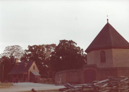 The Armory, November 1988