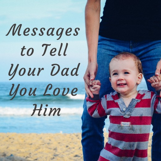Dad's sacrifice their lives to give you a good life. Always remember that no matter how old you become, your dad will always remain the loving daddy who held you in his arms to make you smile and hugged your worries away.