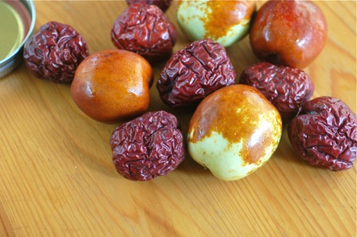 Jujube Fruits is effective in fighting headache pain.
