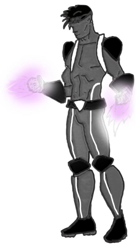 Full Body of Phantom-ZX