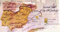Moors in Spain: A Height of a Muslim Nation