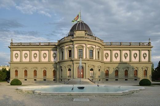 Ariana Museum Geneva