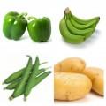 Dry Mixed Vegetable Sabzi
