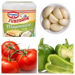 Capsicum Tomato Pasta