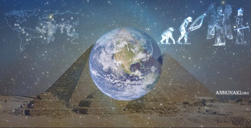 Is this the true history of Earth?