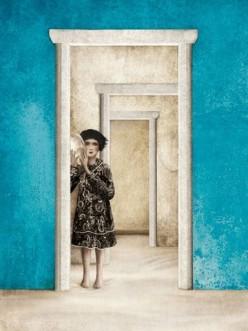 The Knock on Her Door