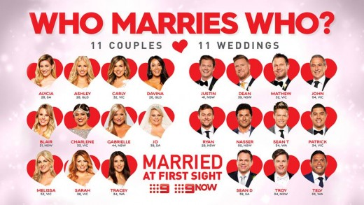 2018 participants (graphic teaser from MAFS official Facebook page.)