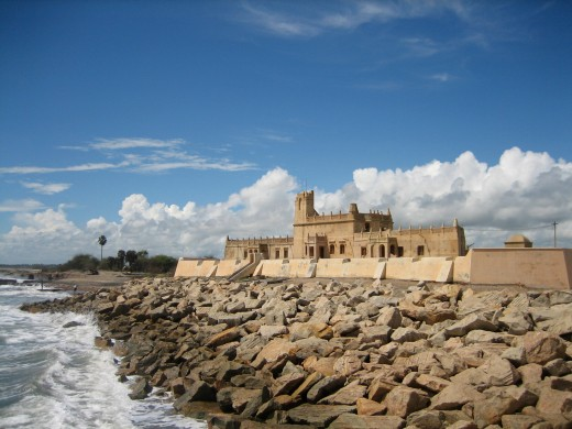 Danish Fort at Tranquebar